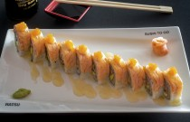Salmón Lovers Roll
