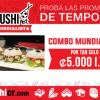 Sushi Burger Mundialista